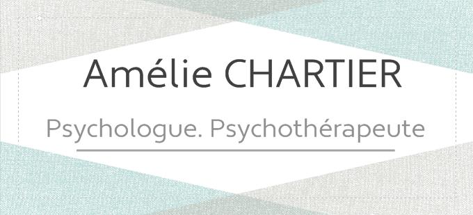 Chartier Psychologue - Vernou sur brenne - Amboise - Tours